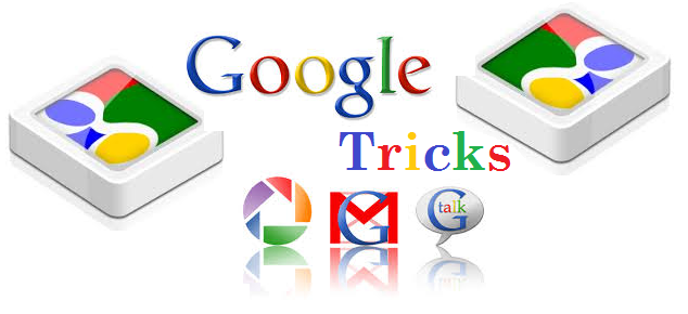 Google Tricks 2013