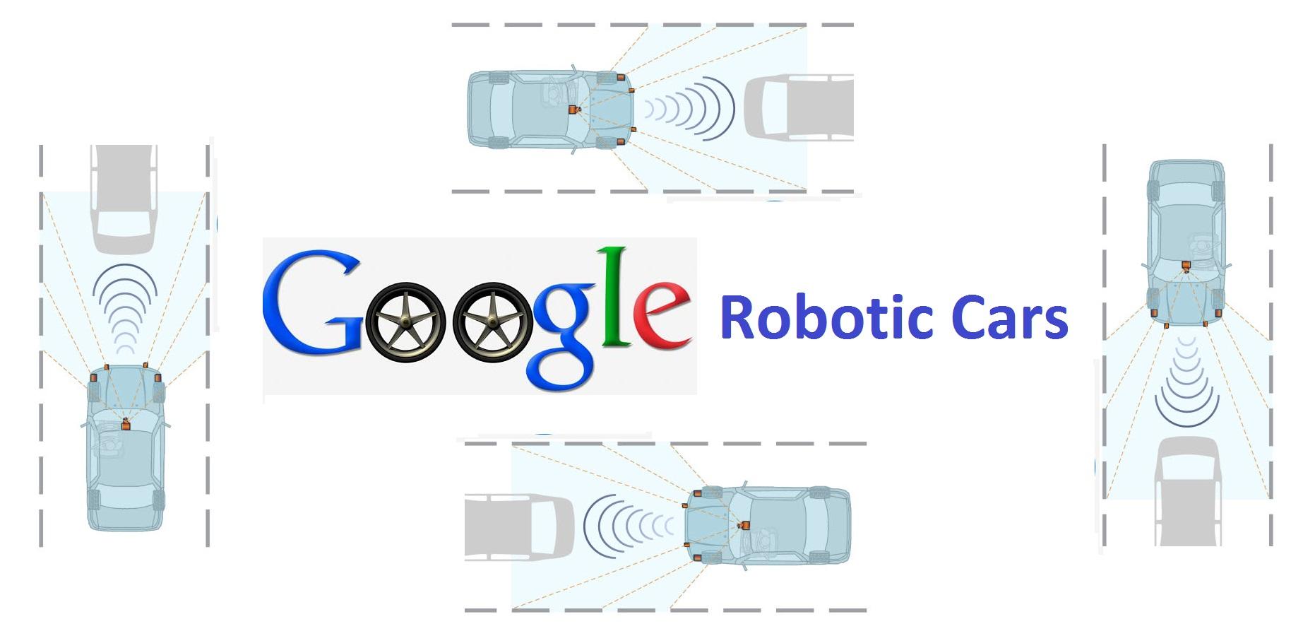 Google Robotic Cars